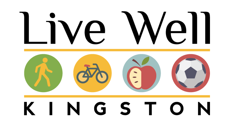 WE ARE BUILDING A BETTER KINGSTON TO WALK, BIKE, EAT, AND PLAY!