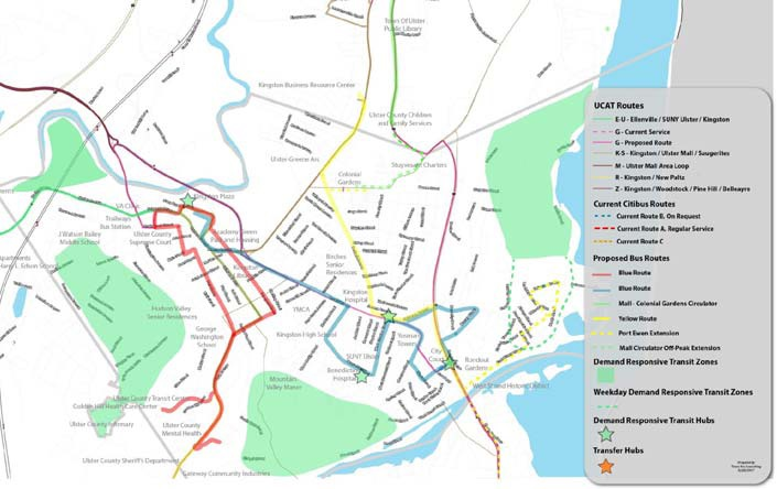 The Green Areas Are The Drt Eligible Zones